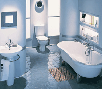 C and s plumbing Bathroom design companies in india